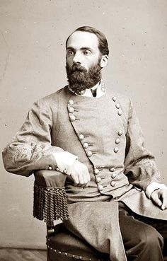General Joseph Wheeler, first commander of the 19th Alabama Infantry Regiment, CSA