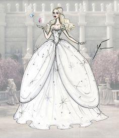 Alice in Wonderlands White Queen by Yigit Ozcakmak
