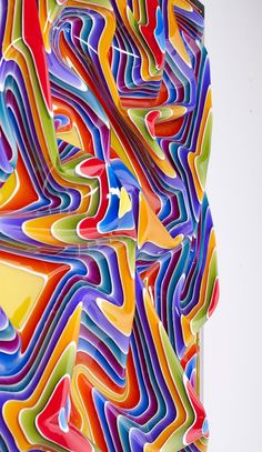 Untitled 1990-2012 (YO) - detail shot, by Mauro Perucchetti  » Click to zoom ->