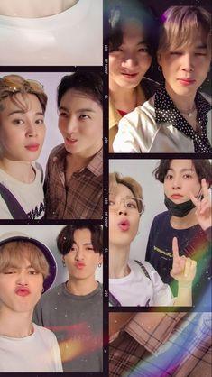 Foto Bts, Jimin Jungkook, Taehyung, Bts Memes, Fangirl, Bts Maknae Line, Bts Aesthetic Pictures, Bts Playlist, Bts Chibi