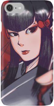 Kazumi Mishima iPhone 8 Cases