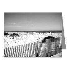 Dunes and Racing Waves Note Cards (Pk of 10)