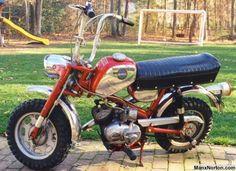Benelli Dynamo 1970 thought i was pretty cool.