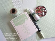 Pistachio Pudding is retiring (products available through 6/2/15 or while supplies last!)… #stampyourartout #stampinup - Stampin' Up!® - Stamp Your Art Out! www.stampyourartout.com
