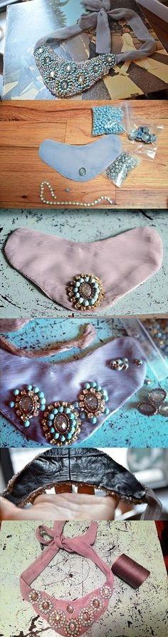 Collar Necklace – DIY