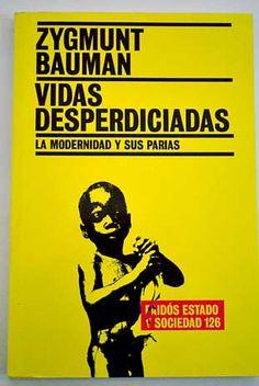 48 best books images on pinterest literature psychology and vidas desperdiciadas zygmunt bauman fandeluxe Image collections