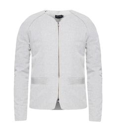 Bomber Jacket With Pocket Detail by Zalora. unique cut jacket with front pocket, made from good material, round neck, long sleeves, front zipper, inner lining, regular fit, simple jacket that good for formal or semi formal occasion.  http://www.zocko.com/z/JIybQ