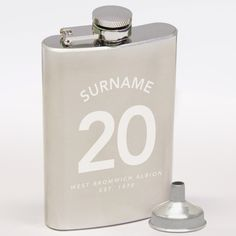 I Just Love It Engraved West Brom Shirt Number 1 Hipflask Engraved West Brom Shirt Number 1 Hipflask - Gift Details. Do you know a No. 1 baggie? Then our Engraved West Brom Shirt No 1 Hipflask makes a FAN-tastic gift. Theyll love taking a swig of their favou http://www.MightGet.com/january-2017-11/i-just-love-it-engraved-west-brom-shirt-number-1-hipflask.asp