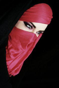 Beauty in modesty by MissMena.