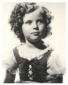 Shirley Temple in Heidi (1937)