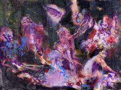 A. Beck, Zwischen Liebesleuten, Acryl auf Leinwand, 30 x 40 cm, 2010, 490 €