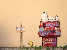 #kennyrandom #streetart #padova (via dei savonarola)