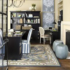 Home Office Furniture | Home Office Decor | Ballard Designs | Home Office |  Pinterest | Office Furniture, Office Spaces And Spaces