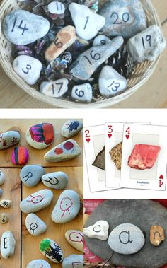 Make Learning Fun - 21+ Ways to Learn with and About Rocks