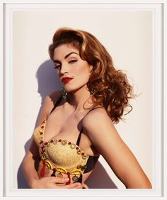 Cindy Crawford, Vanity Fair by Michel Comte! buy now in our shop!  http://artsation.com/en/michel-comte-cindy-crawford-vanity-fair
