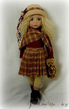 Anticipating Autumn - for Effner Little Darlings
