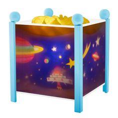 Glitter Nachtleuchte Schneekugel Nachtlicht KinderLampe Disney