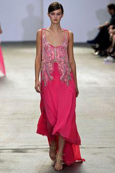 Antonio Berardi Spring 2013 Ready-to-Wear Fashion Show - Andie Arthur