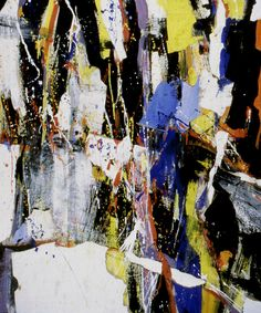 "Saatchi Online Artist: Alice Harrison; Acrylic, 1998, Painting ""New York, New Year"""