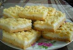 Творожный пирог - Очень вкусный, нежный и легкий пирог