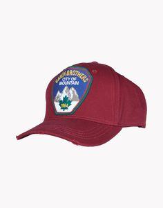 baseball cap other accessories Man Dsquared2 Gorras c23f2f8d81d