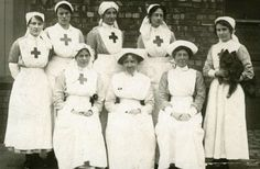 Nurses and Red Cross VADs - Volunteering during WW1 The site - British Red Cross http://www.redcross.org.uk/en/About-us/Who-we-are/History-and-origin/First-World-War