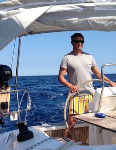 Sail style for men ⛵ by Marta Cercols & Xesco