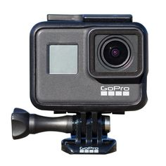 GoPro Action Camera - Black for sale online Underwater Video, Little Camera, Home Speakers, Travel Music, Gopro Hero, Dashcam, Photography Equipment, Best Camera, Camera Accessories
