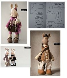 1 million+ Stunning Free Images to Use Anywhere Animal Sewing Patterns, Stuffed Animal Patterns, Doll Patterns, Fabric Animals, Sock Animals, Fox Toys, Techniques Couture, Fabric Toys, Sewing Projects For Kids