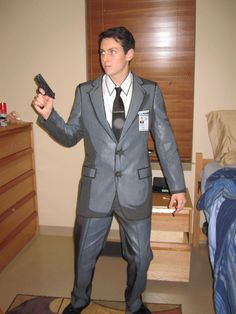 Hey Reddit, check out my Sterling Archer Costume! - Imgur