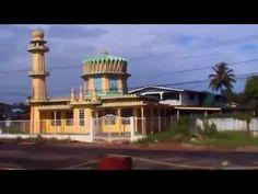 GUYANA - My Georgetown Guyana Drive (Part 4) | Guyana Vacation 2014