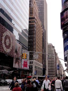 NYC by Zbigniew Włodarski