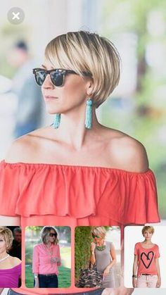 Future short hair