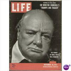 US MAGAZINE LIFE NOV 30 1953 Tilleys of Sheffield