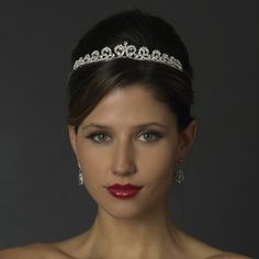 Kate Middleton Inspired Tiara for your Royal Quinceanera! Visit specialoccasionsforless.com for affordable Quince accessories!