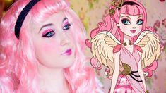 CA Cupid Makeup Tutorial (Ever After High)