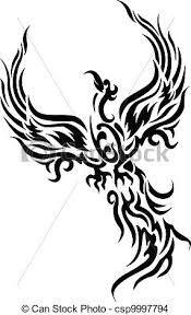 phoenix art tattoo - Google Search