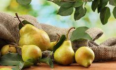 Os benefícios da pera à saúde