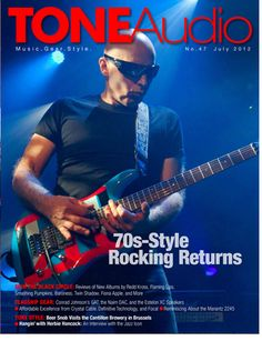 TONEAudio's Issue 47: 70s-Style Rocking Returns