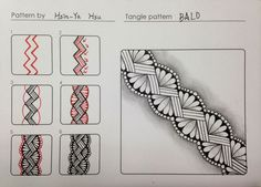 tangling zentangle - חיפוש ב-Google