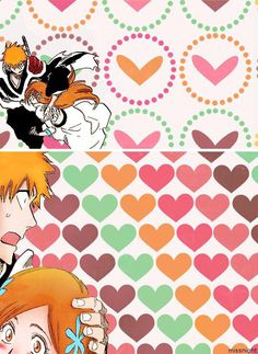 i think his happeneds just not with color :) Ichihime <3