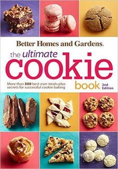A welcome variety of options includes Express cookies (quick recipes that start with a mix) and Double Takes (homemade versions of iconic store-bought favorites), and an informative Cookie Basics section covers topics such as proper measuring, equipment, decorating, and packaging  With this book, bakers at all levels will find endless inspiration for everyday goodies and year-round entertaining