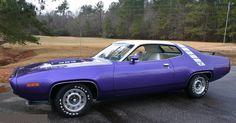 '71 purple