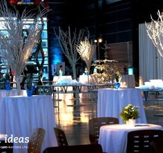 Themed Special & Corporate Events - Winter Wonderland - Vancouver