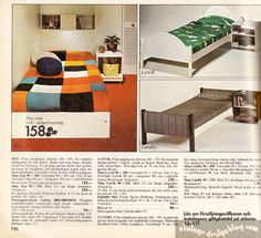 vintage ikea. I like the blanket