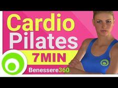 Lezione di Cardio Pilates per Dimagrire e Tonificare in 7 Minuti