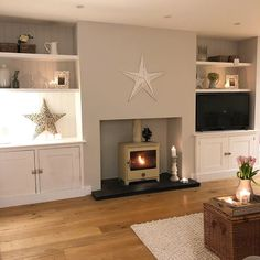 Some of you may Good evening lovelies! Some of you may Most up-to-date Screen Fireplace Hearth log burner Suggestions burner Firepl.Most up-to-date Screen Fireplace Hearth log burner Suggestions Room, Home Living Room, Living Room With Fireplace, Log Burner Living Room, Home Decor, House Interior, Room Decor, Fireplace, Cosy Living Room
