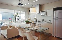 Ideias de modelos de cozinhas planejadas pequenas: Qual é a melhor forma de organizar uma cozinha pequena com móveis planejados? Confira as fotos e se inspire em o que cada cozinha tem de especial...