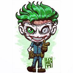 New 52 Joker!! In the middle of reading Death of the Family…great story…creepy take on Mr. J… ✏️✏️✏️✏️ #lord_mesa #lordmesaart #digitaldoodle #sketch #artwork #illustrator #illustration #vectorart #mangastudioex5 #joker #new52 #fun #funny #dc #igers...
