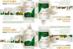 Daily Protein Boost Recipe Cards